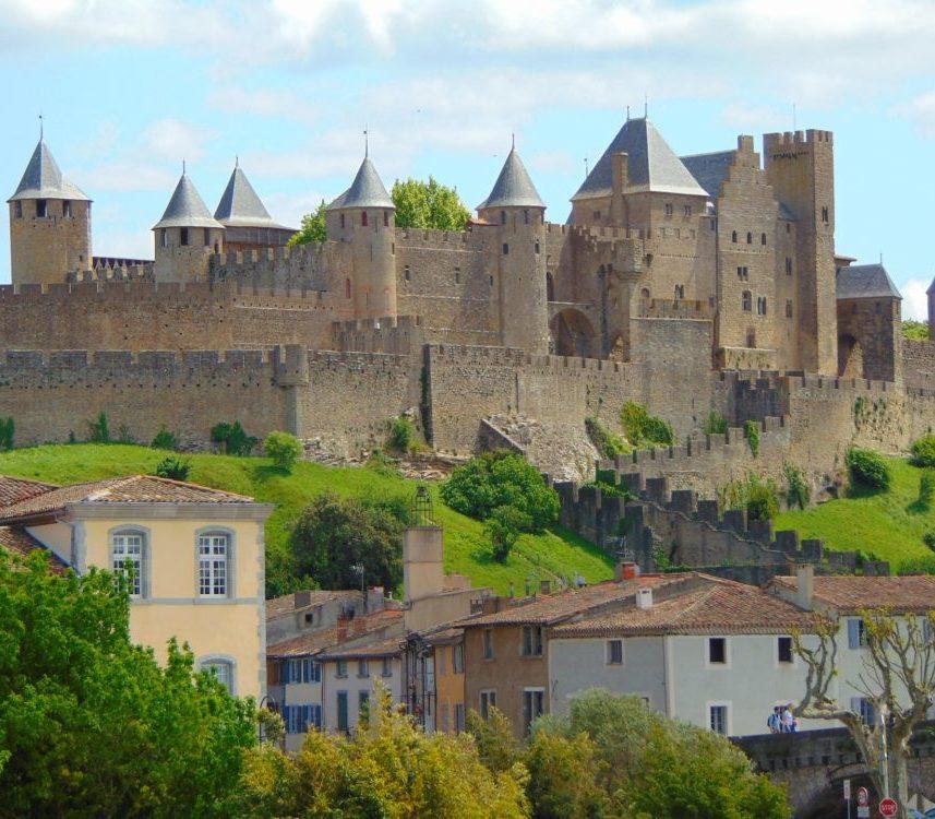 De vesting van Carcassonne
